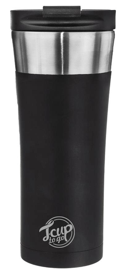 Orion Hrnek termo pohár nerez/UH 0,5 l TASTE černá matná