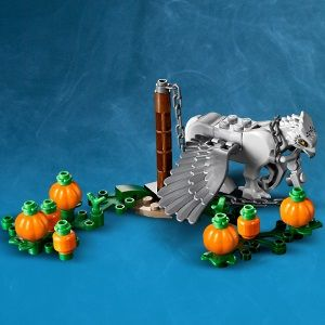 LEGO Harry Potter 75947 Hagrid kunyhója: Csikócsőr megmentése