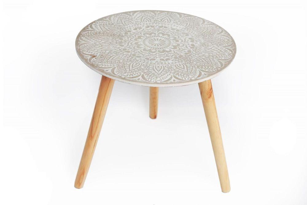 Sifcon Konferenční stolek, 40cm