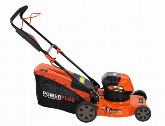 PowerPlus POWDPG7565 Akkus fűnyíró 40V Dual Power