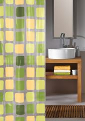 Kleine Wolke kopalniška prevleka Peva SONNY, 180 x 200 cm, zelena
