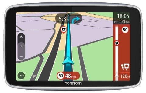 TomTom GO PREMIUM 6 World - rozbaleno