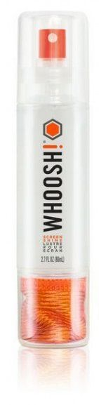 WHOOSH! Grab GO Portable Sprayer 80ml with cloth, WH-1DP80PPK