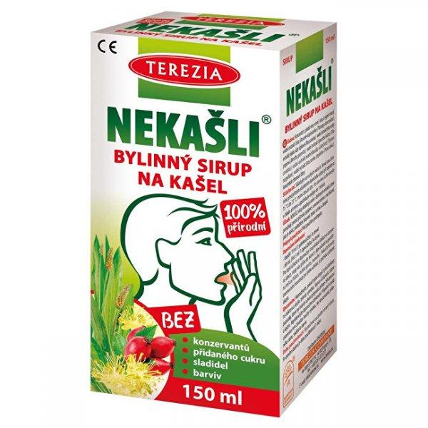TEREZIA COMPANY NEKAŠLI bylinný sirup na kašel 150 ml