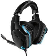 Logitech G635 LIGHTSYNC gaming slušalke 7.1