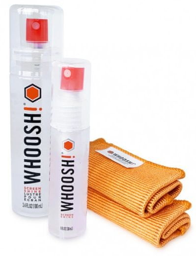 WHOOSH! Screen Shine Duo Box - 100 + 30 ml, WH-1FG130ML7L