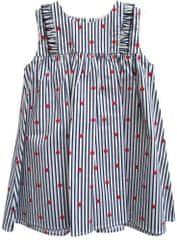Topo dekliška obleka, 80, večbarvna