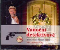 autor neuvedený: Vánoční detektivové - 3CD