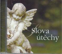 autor neuvedený: Slova útěchy - CD