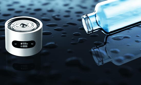 H2VODA HG-1201BT generátor molekulárního vodíku - láhev (bluetooth připojení)