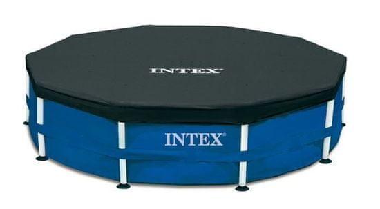 Intex ponjava za bazene Metal Frame 366 x 25 cm 28031