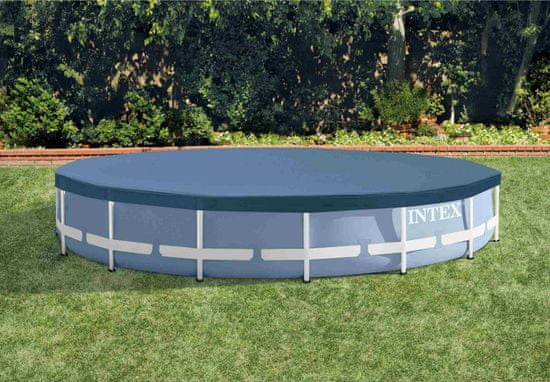 Intex zaščitna prevleka za bazen Metal Frame - premer 4,57 m 28032
