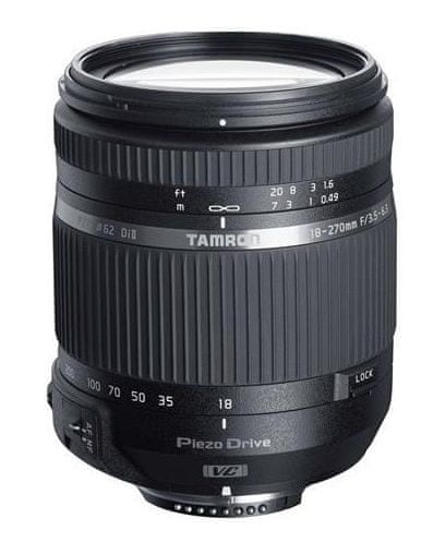 Tamron objektiv 18-270 F/3,5-6,3 Di-II VC (Canon)