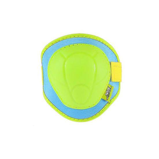 Nils Extreme súprava chráničov H106 zeleno-modrá