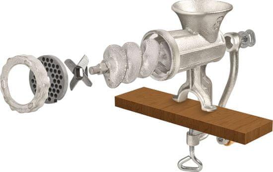Lamart LT7041 št. 8 Aero mlinček za meso