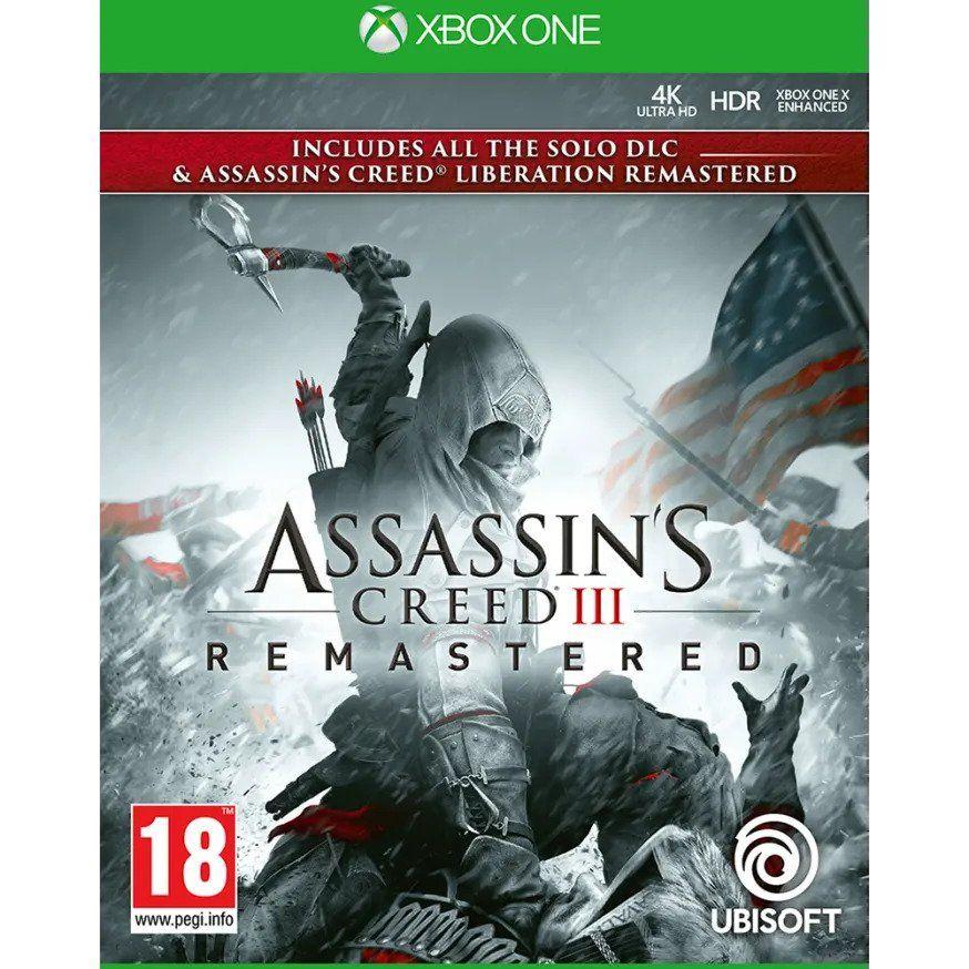 Microsoft Assassins Creed 3 Remastered (XONE)