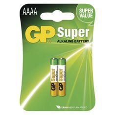 GP Bate. GP25A AAAA/LR8D425, alkalna 2kom