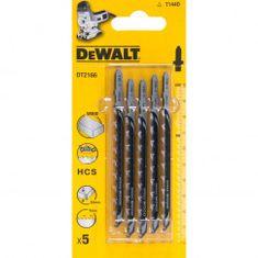 DeWalt list za vbodno žago, les, 100 mm, HCS DT2166