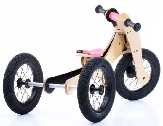 TryBike leseni poganjalec / tricikel 4v1