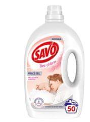 Savo Prací gel pro citlivou pokožku 50 praní