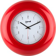 Lowell 03300R óra piros