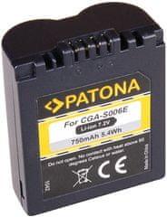 PATONA Baterie pro foto Panasonic CGA-S006E 750 mAh, PT1042