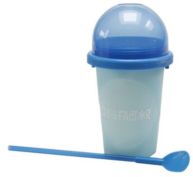 Chill Factor Slushy maker měnící barvu modrá