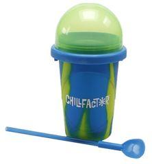 Chill Factor Slushy maker modrozelený