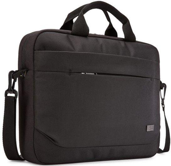 Case Logic torba za prenosnik Advantage Attache, 14'', ADVA-114, Black