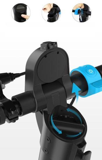 Blaupunkt ESC808, baterija za električni romobil