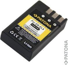 PATONA Baterie pro foto Nikon EN-EL9 1 000 mAh PT1040