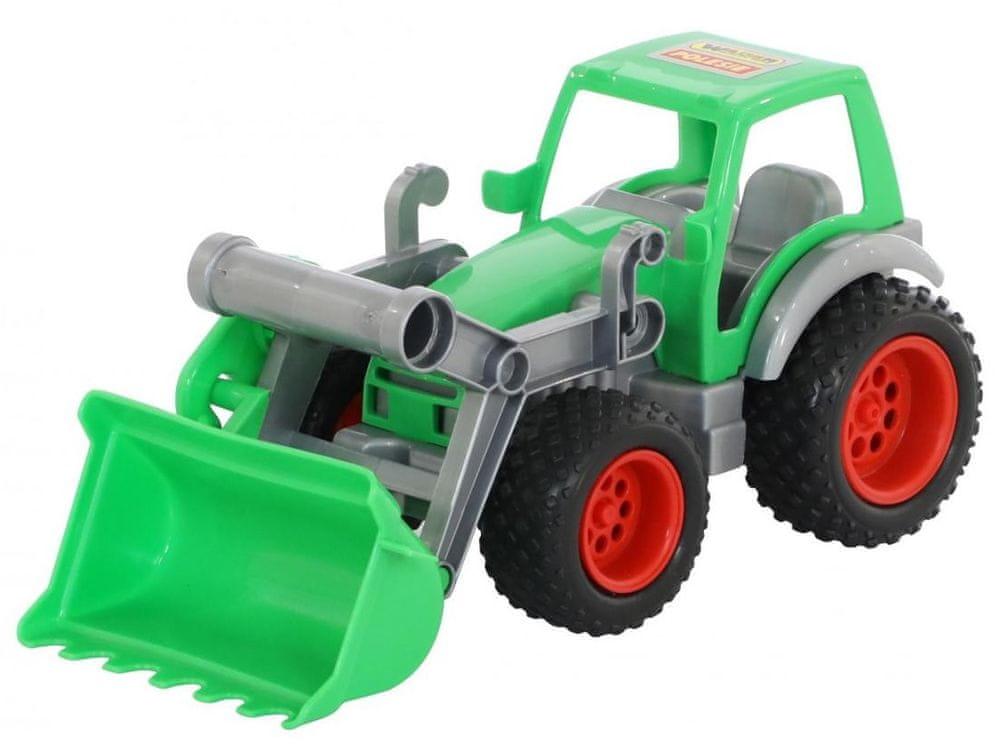 Wader Traktor Farmář s lopatou