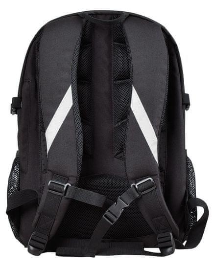 Stil plecak szkolny Black & Red