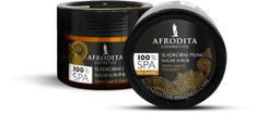 Kozmetika Afrodita sladkorni piling 100% Spa Natural, 175g