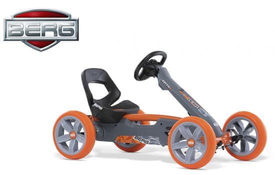 Berg Reppy Racer šedo-oranžový