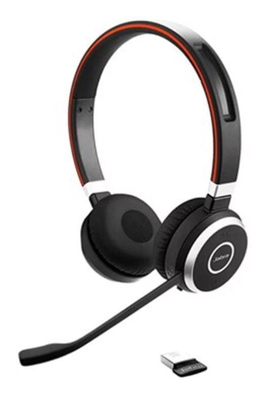 Jabra Evolve 65, Duo, USB-BT, MS Businness 6599-823-309