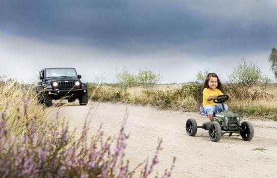 Berg Buzzy Jeep