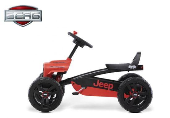 Berg otroški gokart Buzzy Jeep