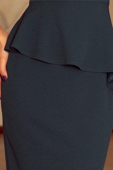 Numoco Sukienka damska 192-1 + Skarpetki Gatta Calzino Strech