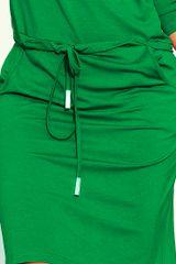 Numoco Dámske šaty 13-95, zelená, XS