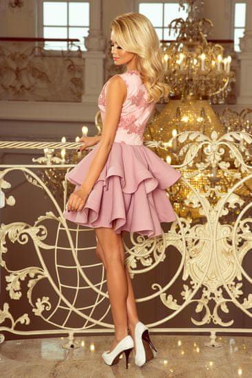 Numoco Sukienka damska 200-5 + Skarpetki Gatta Calzino Strech