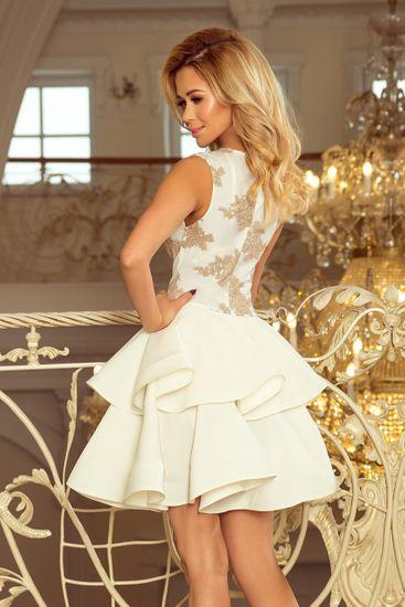 Numoco Sukienka damska 200-1 + Skarpetki Gatta Calzino Strech