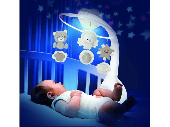 Infantino Hudební kolotoč s projekcí 3v1