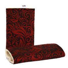 KiBi ščitniki za ramenski pas Flora, Red velvet, rdeči