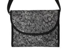 KiBi torba 3v1, Skica black, črno bela