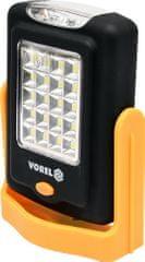 Vorel Latarka 20 + 3 LED