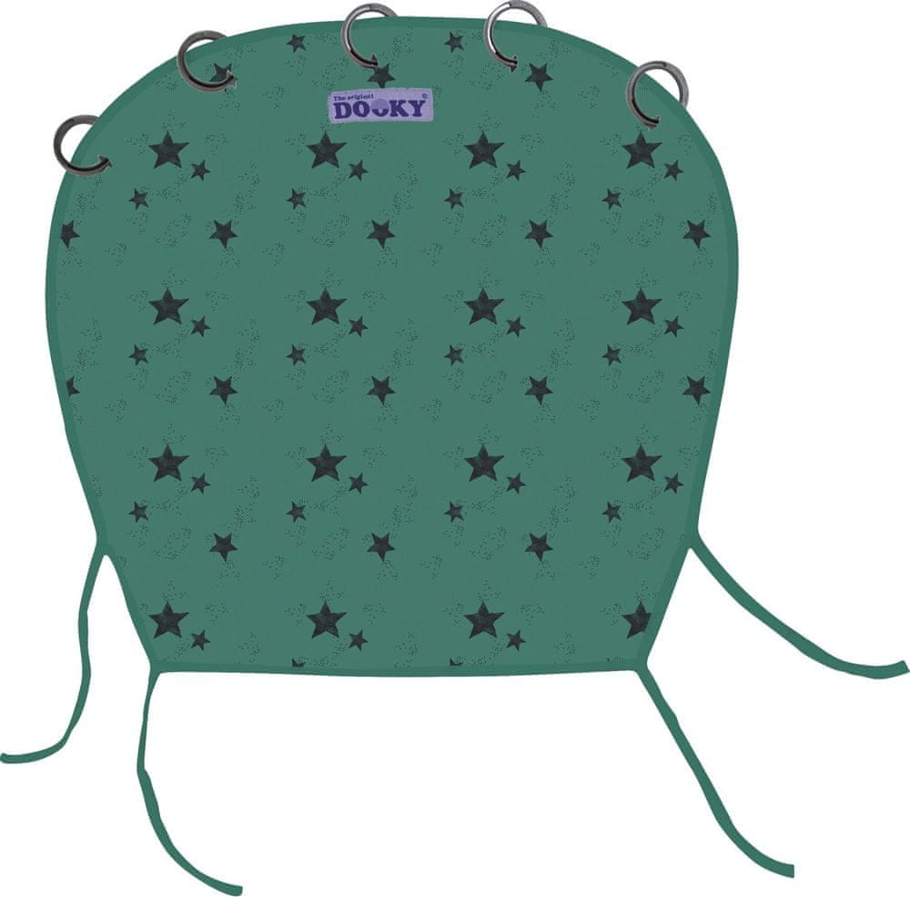 Dooky Design Green Stars
