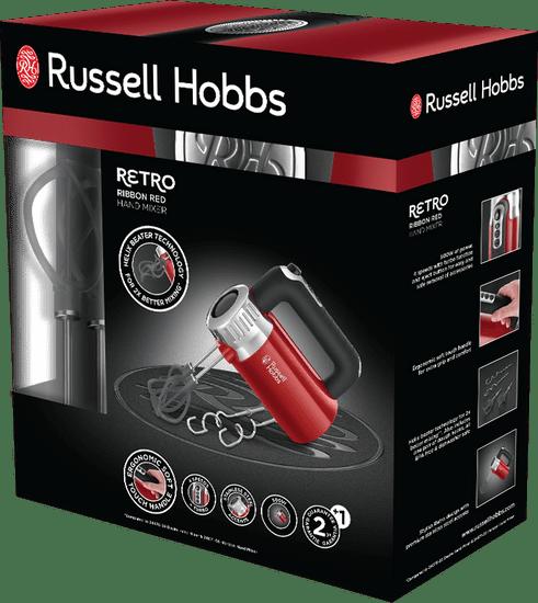 Russell Hobbs 25200-56 Retro Red