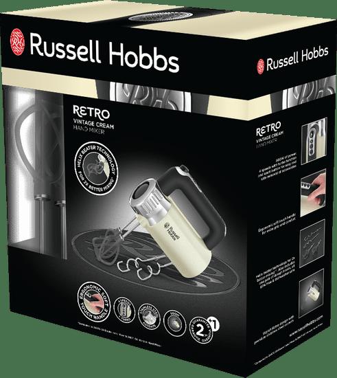 Russell Hobbs 25202-56 Retro Cream