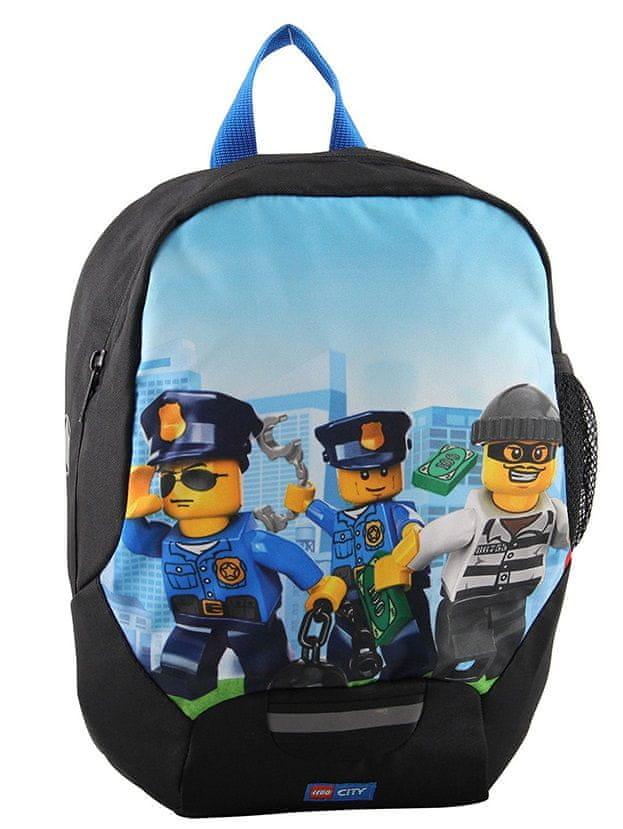LEGO City Police Chopper batoh